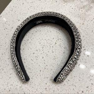 Zara crystal headband